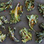 Smokey Spiced Kale Chips