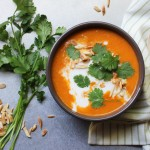 Tomato and Farro Soup