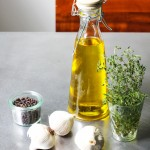 Roasted Garlic Oil