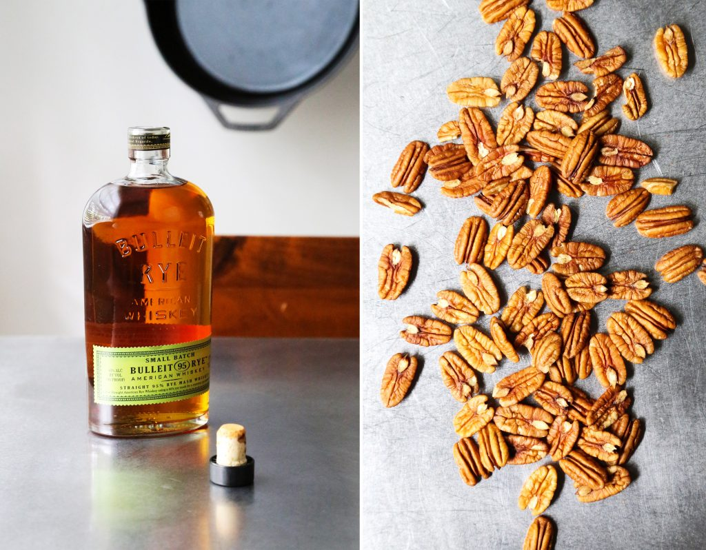 Rye and Pecans