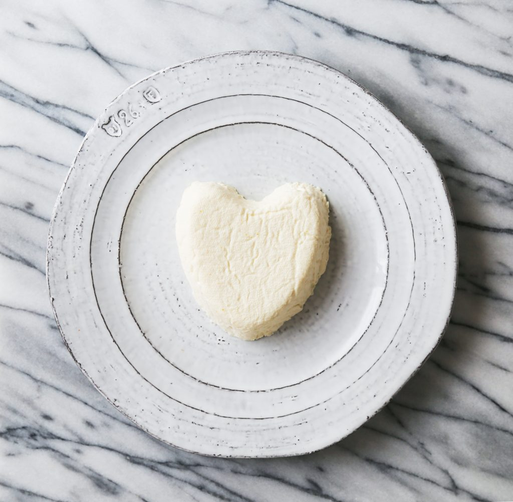 Meyer Lemon Coeur à la Crème