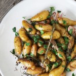 Parchment Roasted Potatoes