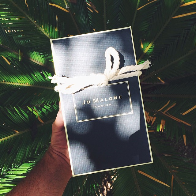 Uh ohhhhh! I just made an impulse buy. The new Wood Sage & Sea Salt fragrance by Jo Malone. Alive with the mineral scent of the rugged cliffs. Mingling with the woody earthiness of sage. Love it!