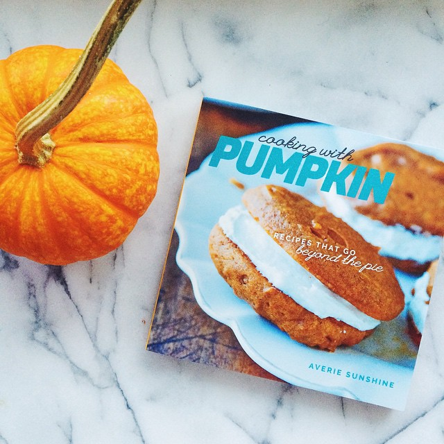Check this out! My friend @averiesunshine just released a new book, Cooking With Pumpkin. 130+ pages of pumpkin recipes!! ????