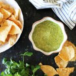 Roasted Salsa Verde Recipe