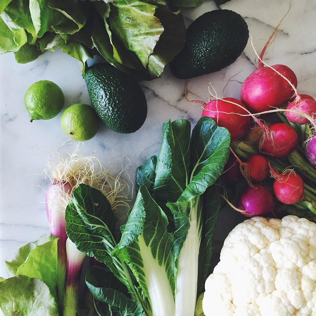 Loving my specialtyproduceFMB this week! Hass avocados, bok choy, cauliflower,…