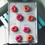 Nomad Donut Tasting
