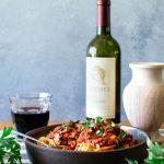 Wild Mushroom Tomato Sauce with Herbs