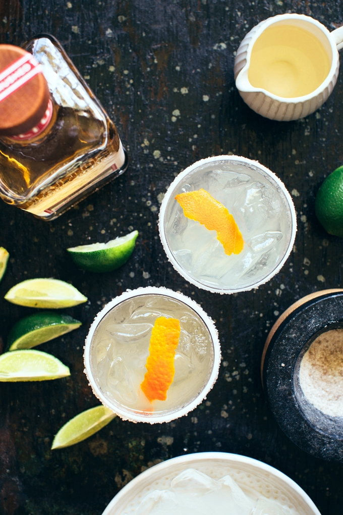 Bonfire Margarita Recipe
