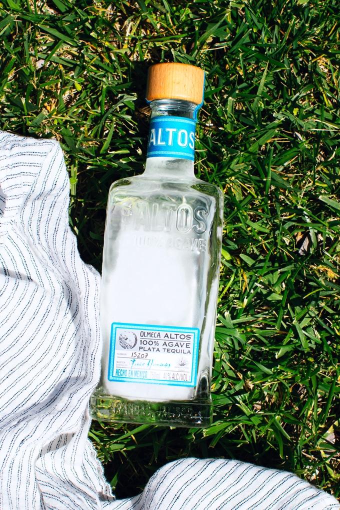 Plata Bottle