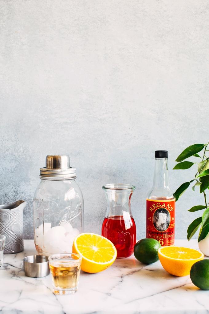 Orange Crush Cocktail Ingredients