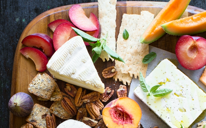 Summer Cheese Board 1