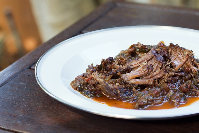 Mexican Braised Beef