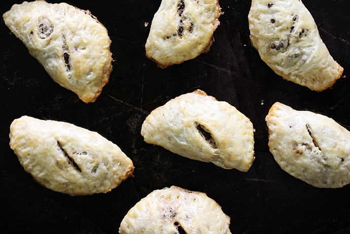 Bacon Jam Hand Pies