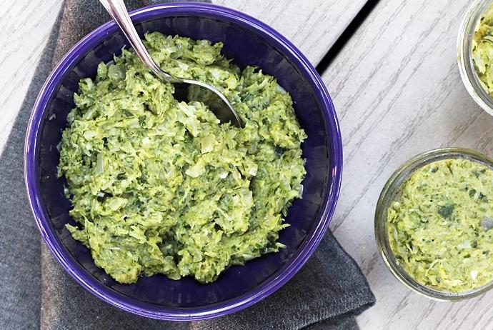 Zucchini Thyme Butter