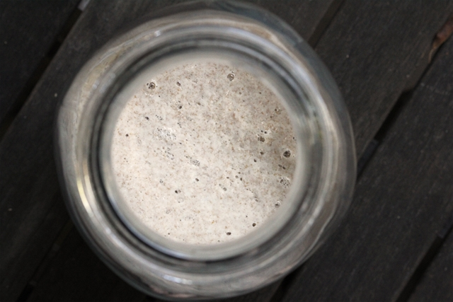 Sourdough Starter: Days 4 &amp; 5