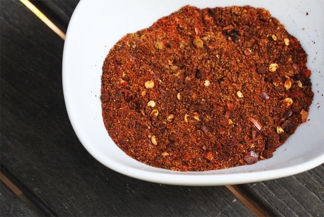 Chili Spice Blend