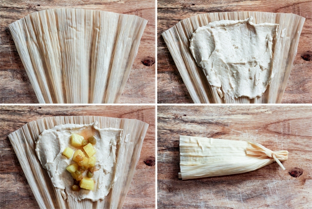 How to Make a Tamale