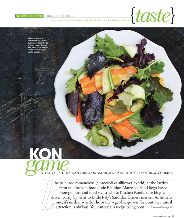 Kitchen Konfidence Pacific Magazine 1
