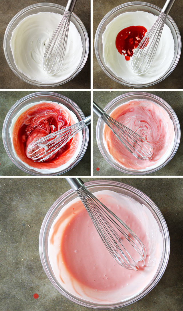 Frozen Yogurt Base