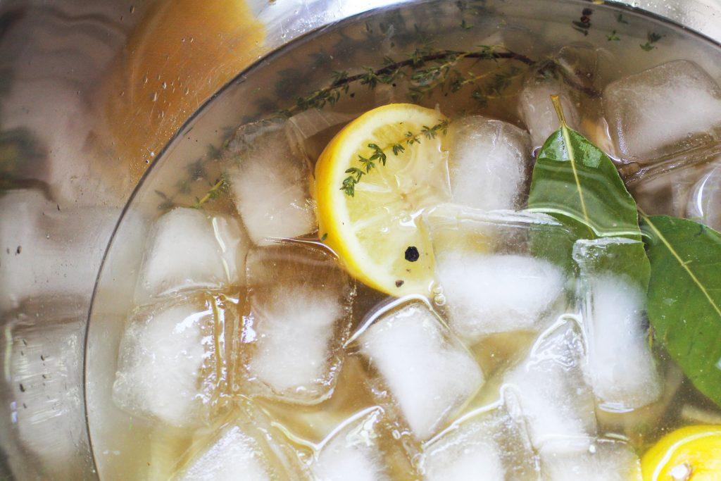Brine Recipe Ice