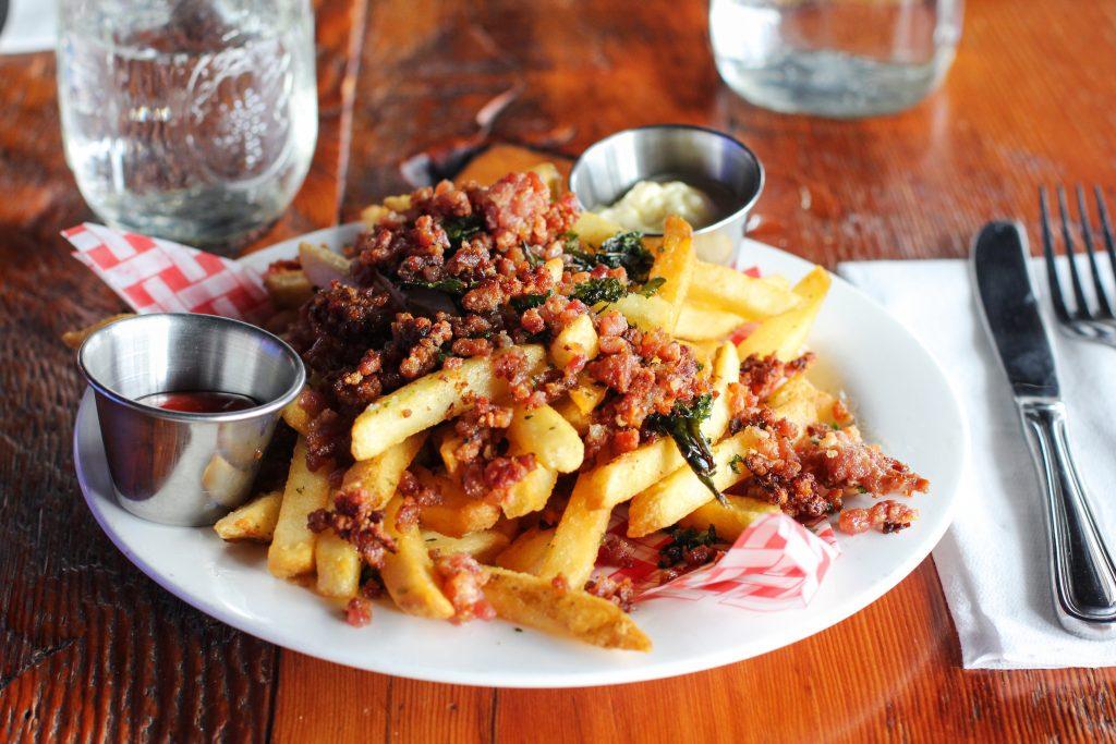 BLT Fries