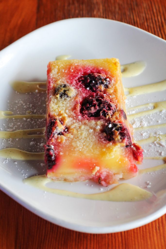 Lemon Berry Bar
