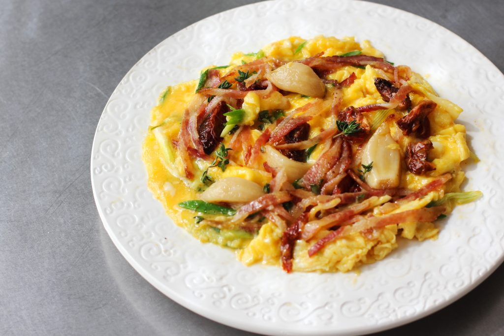 Open-Faced Frittata