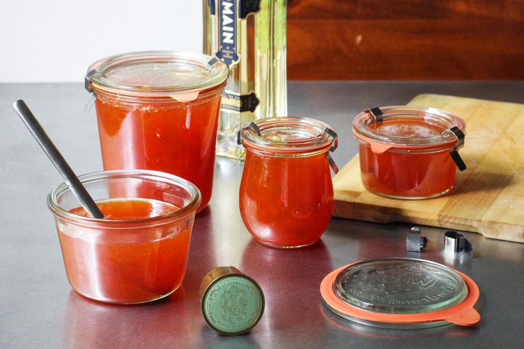 Apricot Elderflower Jam