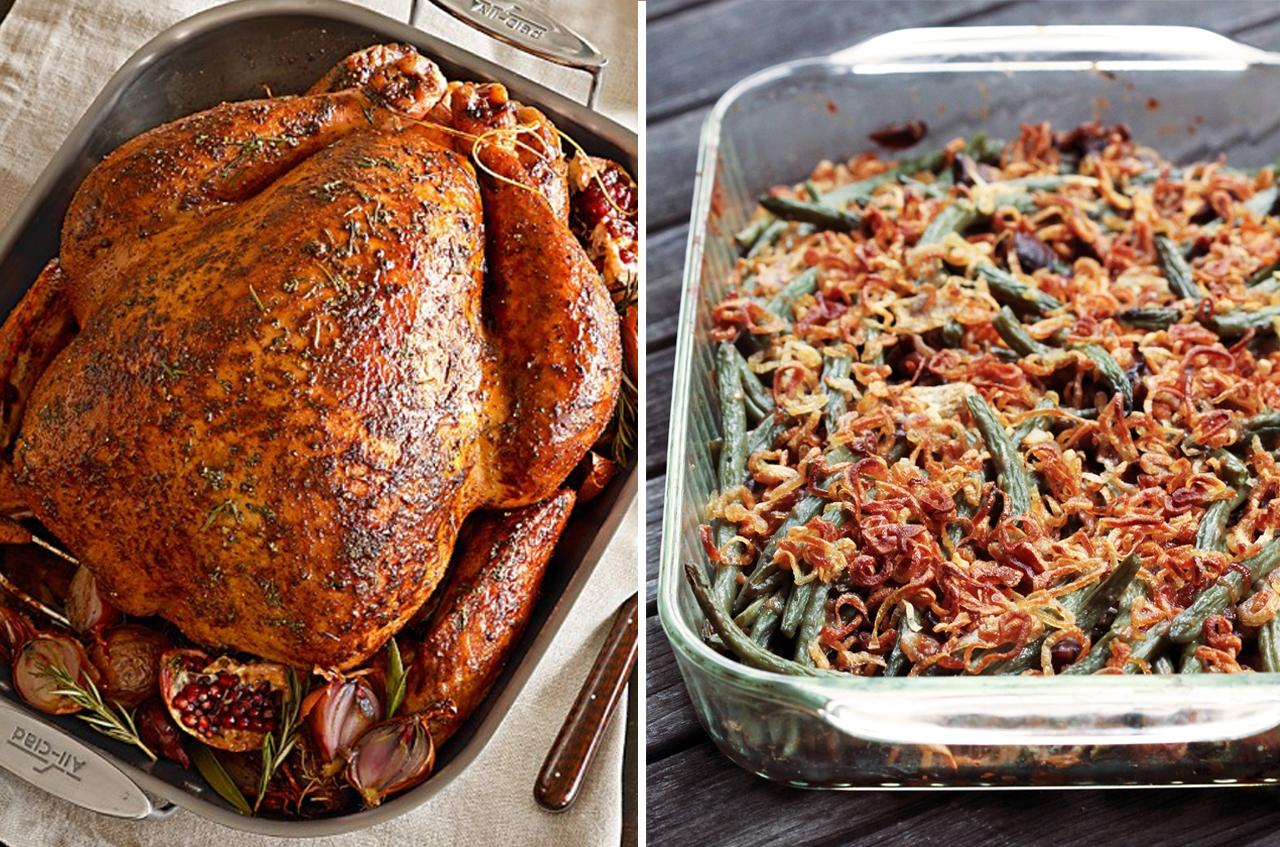Turkey or Sides