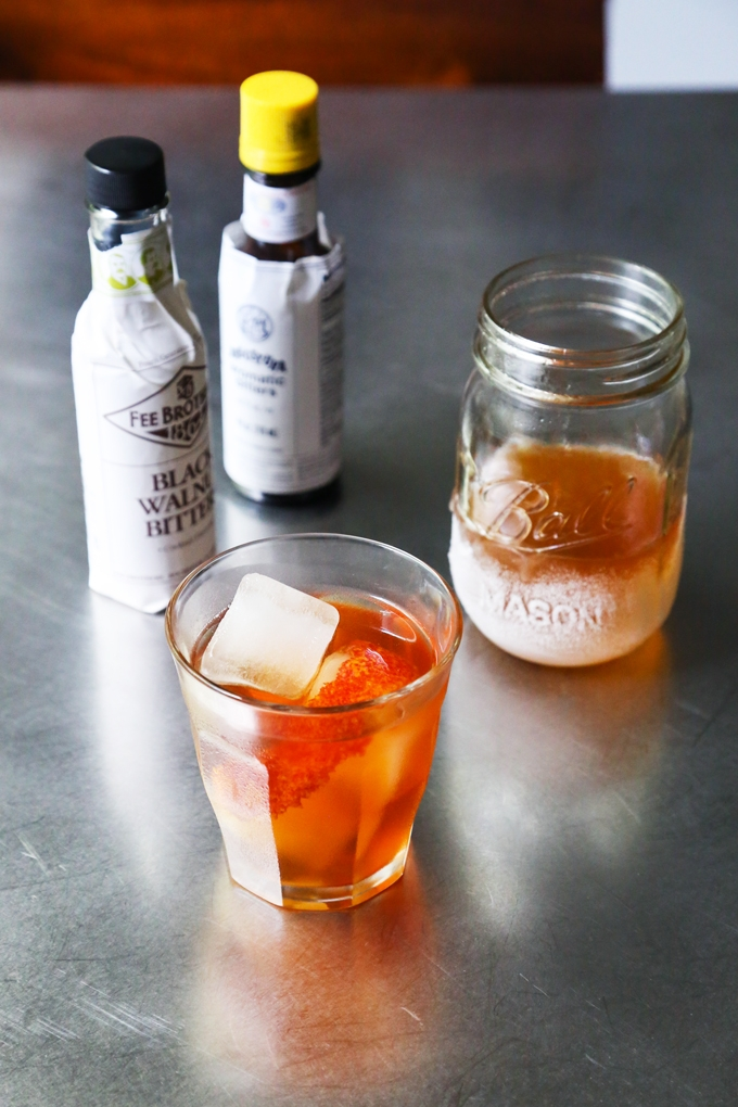 Brown Butter Old Fashioned
