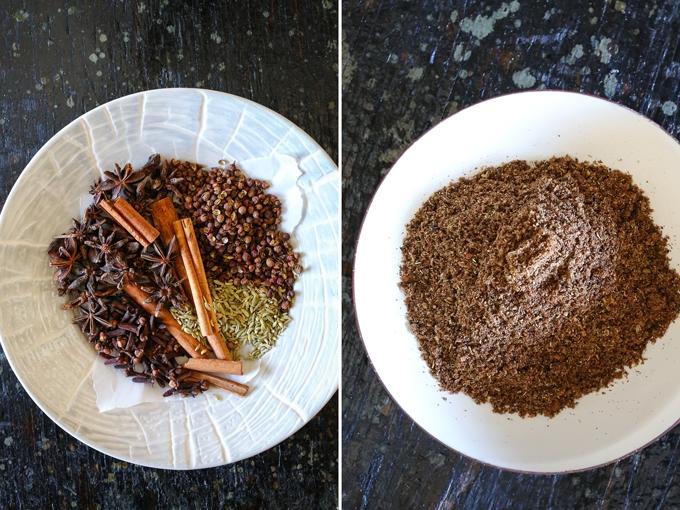 Homemade 5-Spice