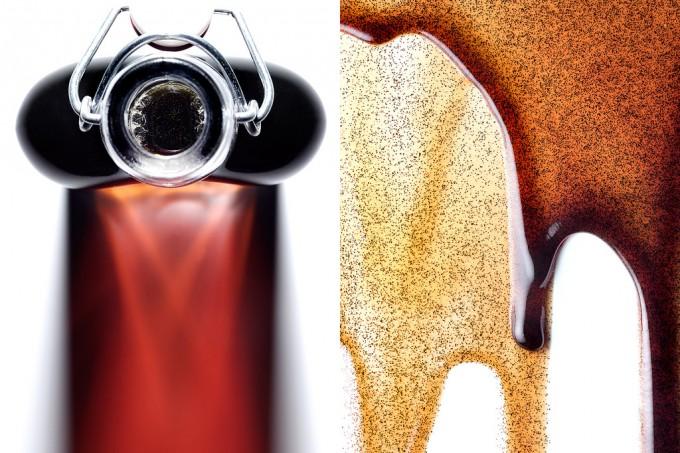 Maple Syrup + Vanilla Paste