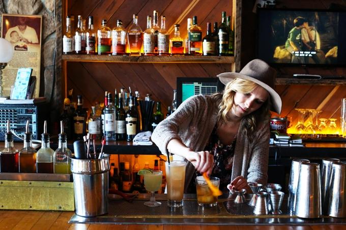 Sycamore Den Bartender