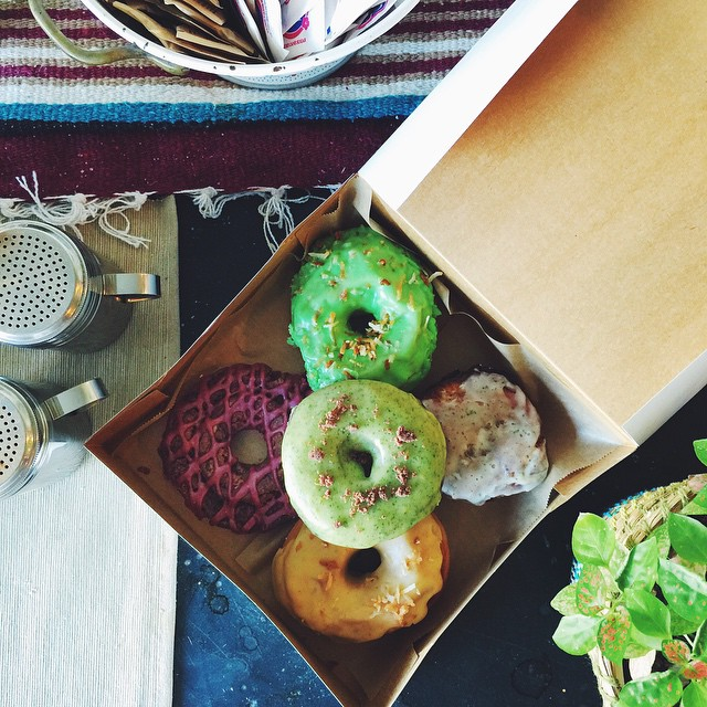 San Diego Nomad Donuts