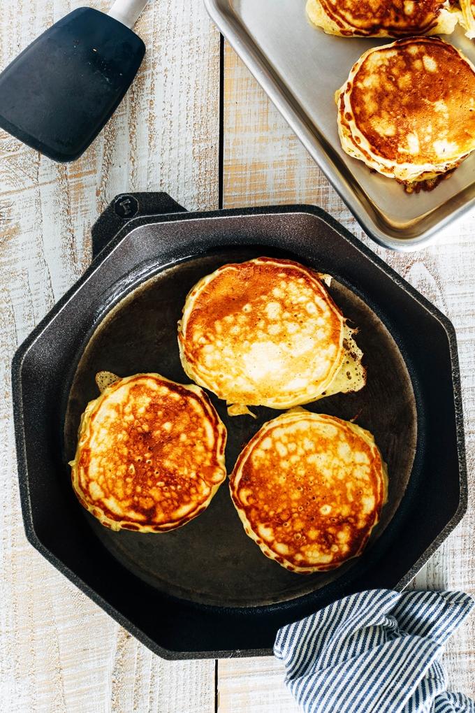 Pancakes Skillet