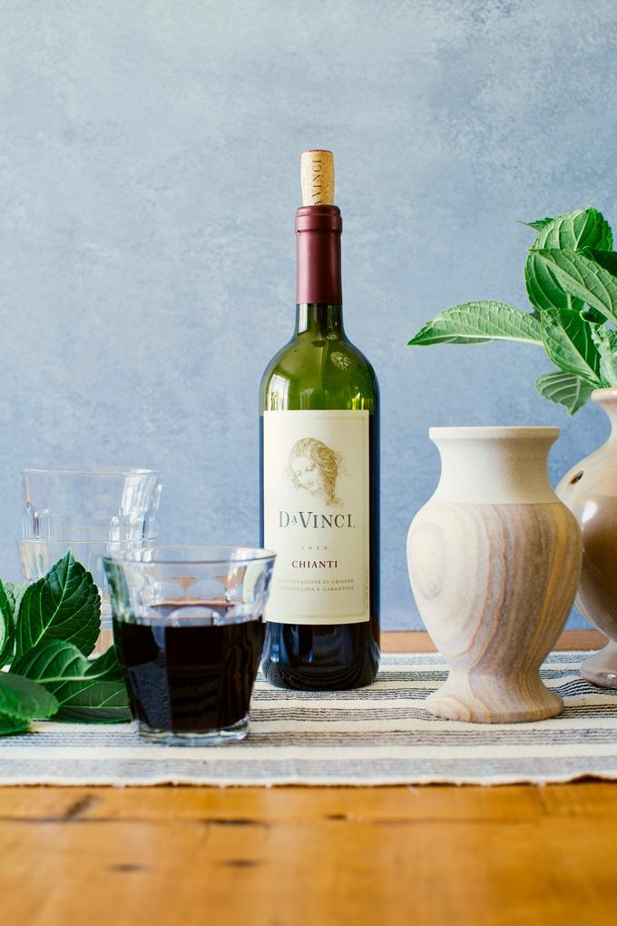 DaVinci Wine Chianti