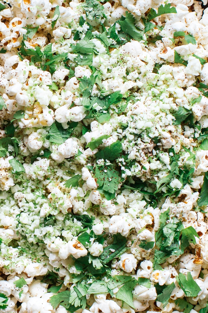Mexican Popcorn Zoomed