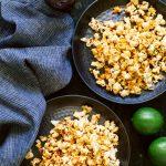 Sriracha Lime Popcorn