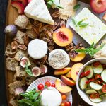 Summer Cheese Board