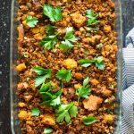 Cornbread Chorizo Stuffing Recipe