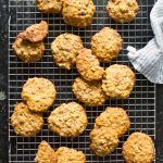 Bourbon Pecan Oatmeal Cookies Recipe
