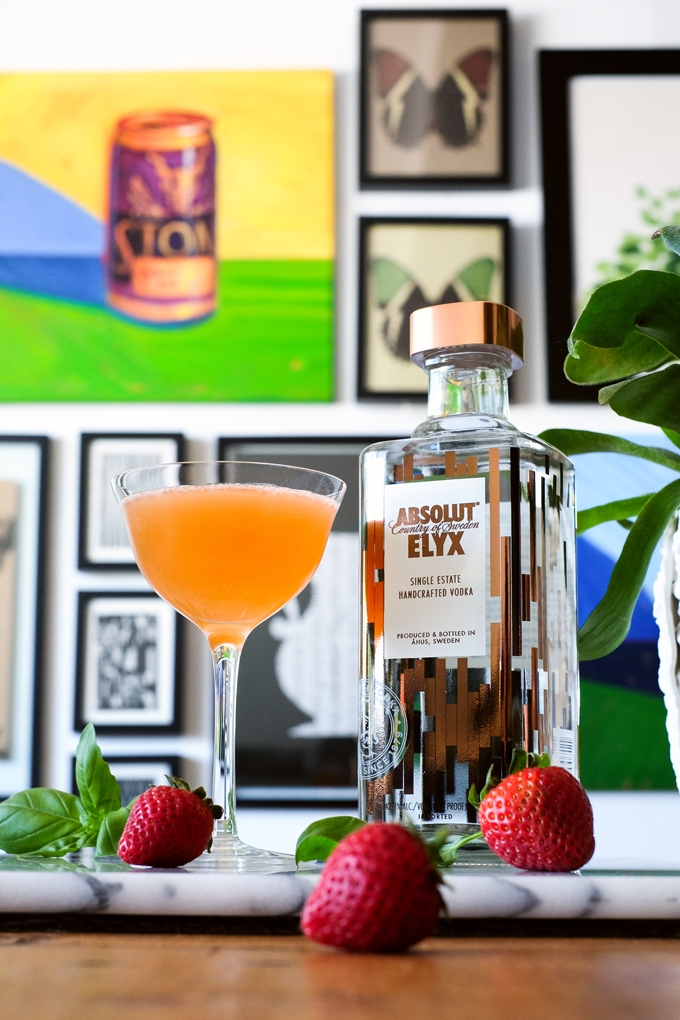 Spring Garden Cocktail Recipe