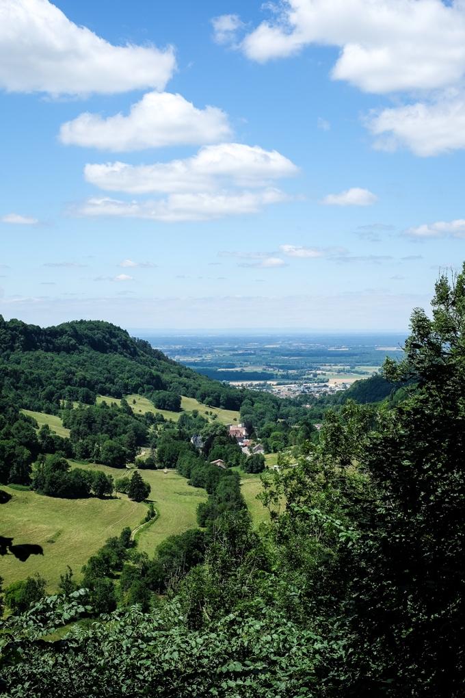 Poligny Landscape
