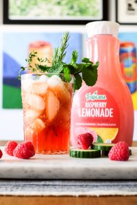 Raspberry Pimm's Cup