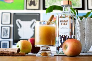 Chai Apple Cider Slush