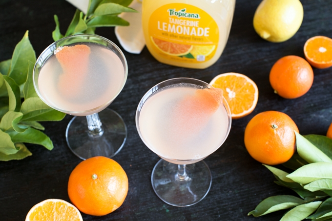 Winter Sunshine Cocktail Recipe
