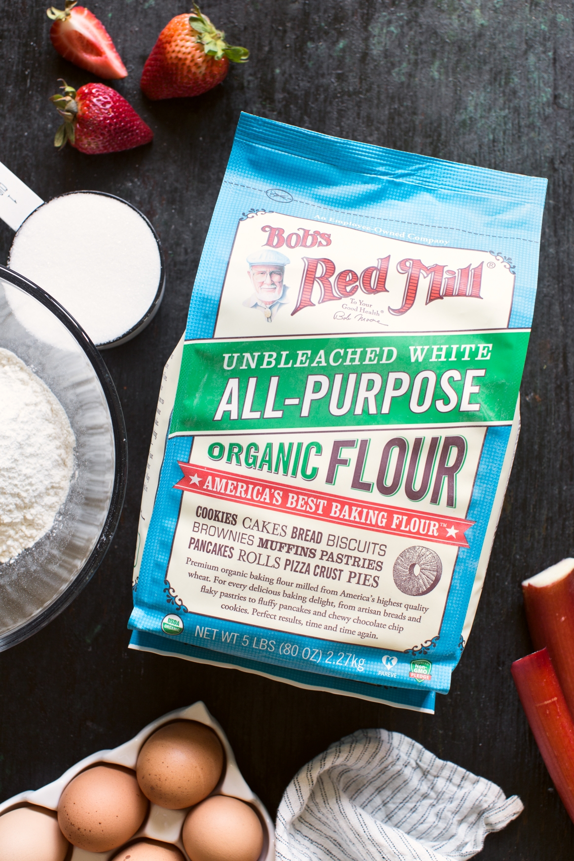 Bob's Red Mill Organic Unbleached Flour