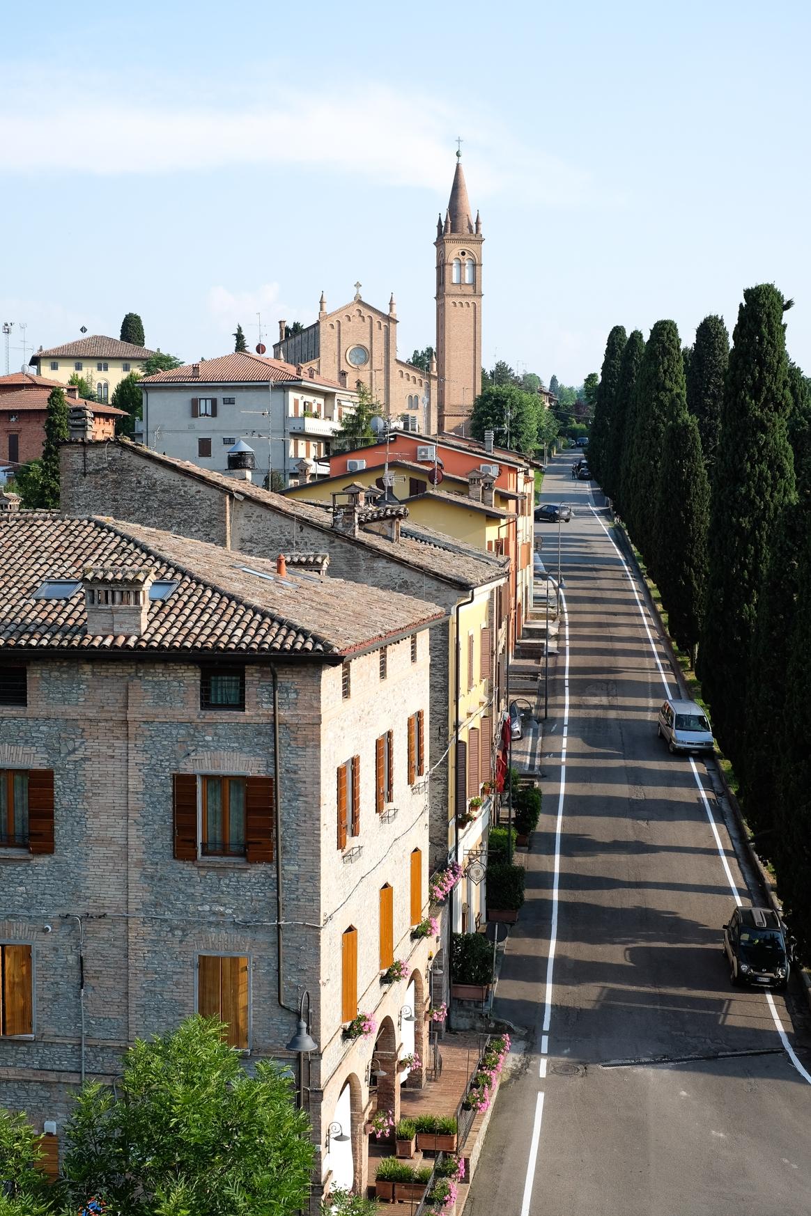 Levizzano Castle