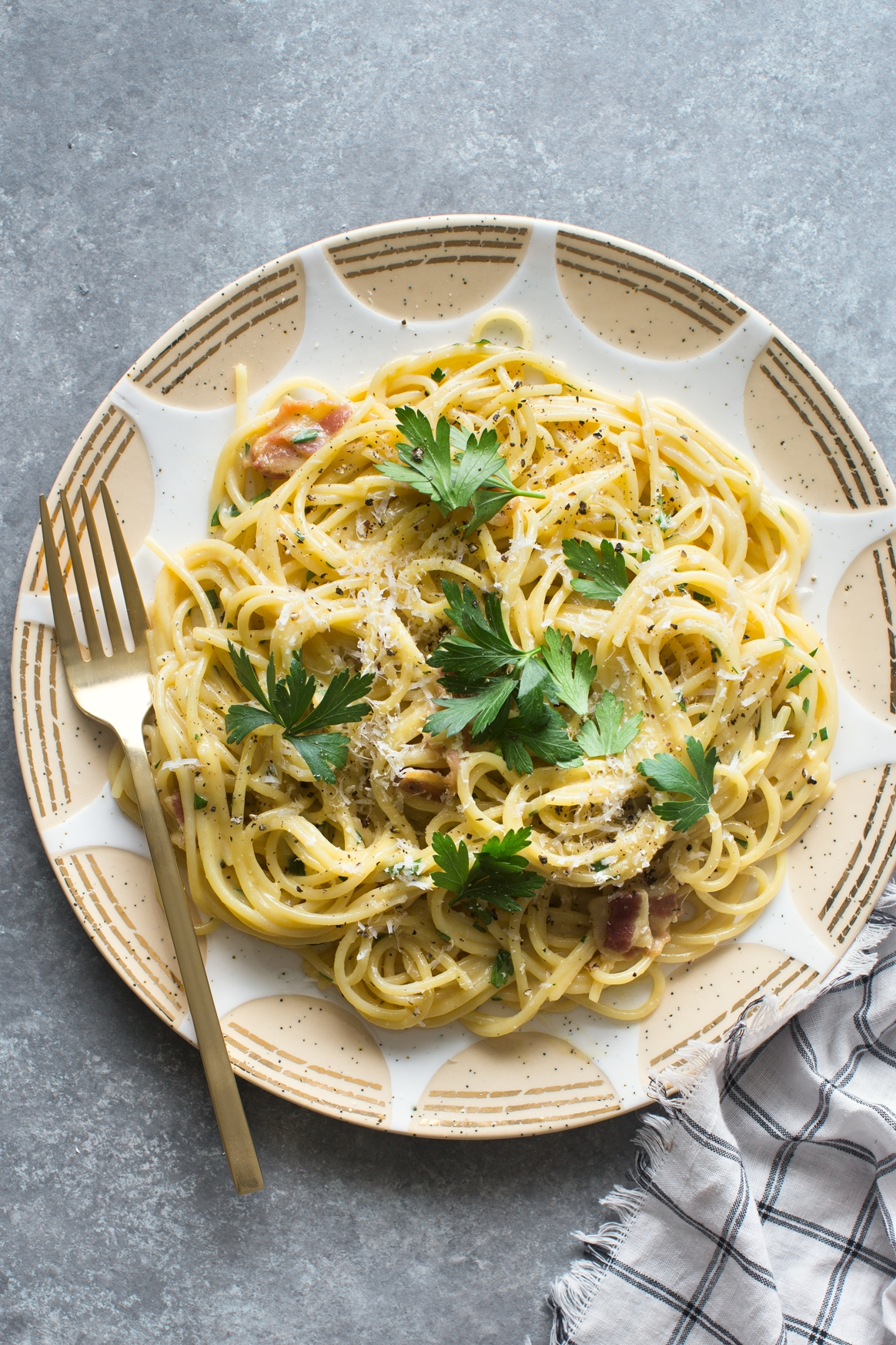 Miso Carbonara Recipe